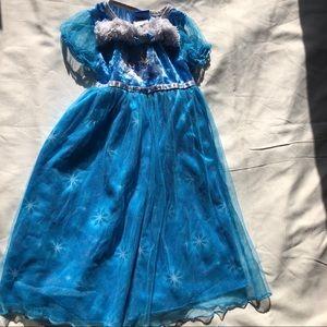 ❤️Disney Blue Dress 2T❤️